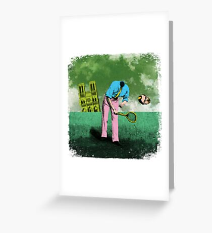 OBADIAH MUFTIFUMBLE Greeting Card