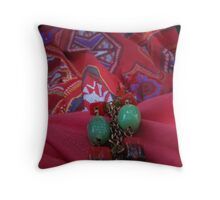 'Bling, Bling', AnyBODY there? © Throw Pillow