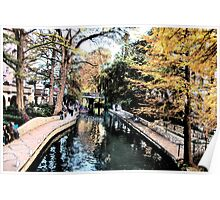 The River Walk Poster