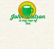 John Watson is my cup of tea Zipped Hoodie