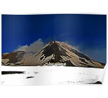 Mt. Etna - Sicily, Italy Poster