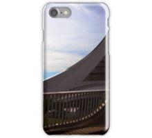 Olympic Stadium Montreal iPhone Case/Skin