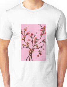 Cherry Blossoms from Amphai Unisex T-Shirt