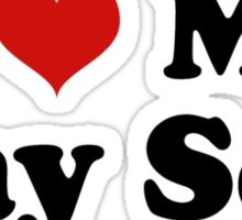 My Gay Son Sticker