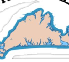 Martha's Vineyard. Sticker