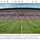 Jets v Galaxy by Throwing  Buckets Magazine