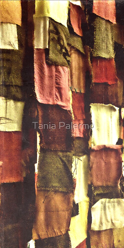 untitled; wall hanging by Tania Palermo