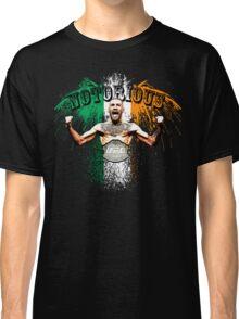 Conor McGregor Notorious UFC Classic T-Shirt