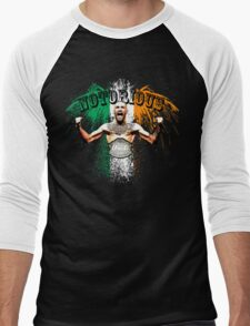 Conor McGregor Notorious UFC Men's Baseball ¾ T-Shirt