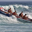 Surf Boat by Throwing  Buckets Magazine