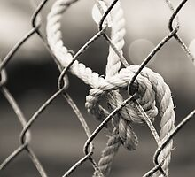 A rope by pulen
