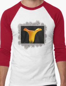 Zantedeschia named Flame Men's Baseball ¾ T-Shirt