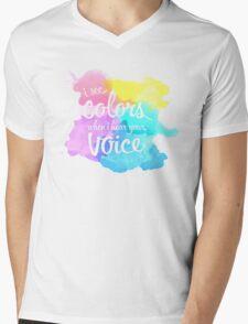 Synesthesia - Andrew McMahon Mens V-Neck T-Shirt