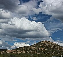 Sante Fe Sky by greeneyedlady