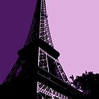 Eiffel Tower by NordicBuckeye