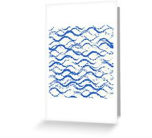 Stormy Greeting Card