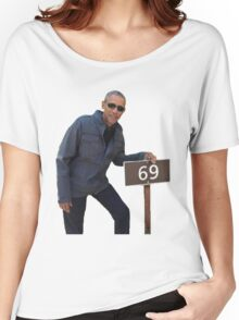 Obama 69 Women's Relaxed Fit T-Shirt
