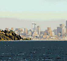 Seattle Coast by NordicBuckeye