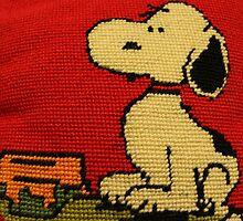 "Hey Snoopy! by Christine ""Xine"" Segalas"