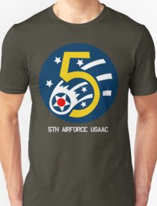5th Airforce Emblem T-Shirt