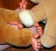 bear feet by lawsc