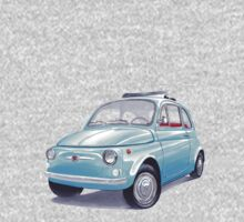 Fiat 500 Baby Tee