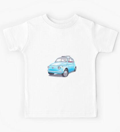 Fiat 500 Kids Tee