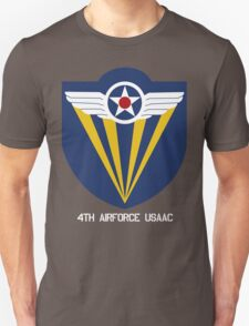 4th Airforce Emblem T-Shirt