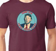 "Donald Trump Says ""China"" Unisex T-Shirt"