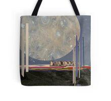 """Moon"" Tote Bag"