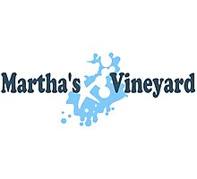 Martha's Vineyard. Photographic Print