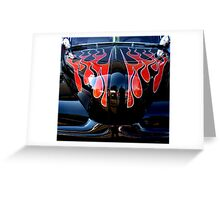 Modified 1948 Ford Coupe Greeting Card