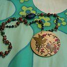 Birdie Necklace by Julie Miles
