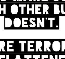 Bukowski quotes Sticker