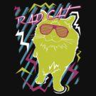 Rad Cat by machmigo