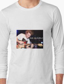 Mac Demarco Guitar Long Sleeve T-Shirt