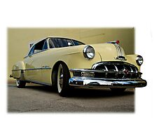 1950 Pontiac  Photographic Print