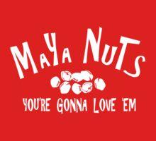 Maya Nuts by Kipper Doodles
