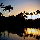 Sunrise in Hawaii by Josh Kennedy