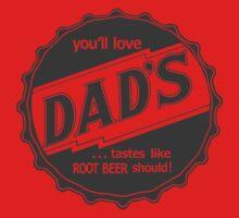 Dad's Root Beer Baby Tee