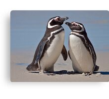 Aren't we Cute? Canvas Print