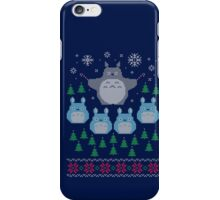 A Christmas Flight iPhone Case/Skin