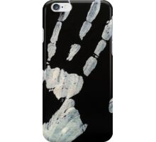 White Hand of Saruman iPhone Case/Skin