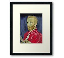 Vincent Gogh Framed Print