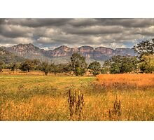 True Colours - Capertee Valley, Australia  - The HDR Experience Photographic Print