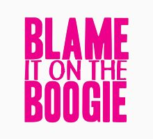 Blame It On The Boogie Unisex T-Shirt