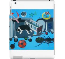 Big Bang iPad Case/Skin