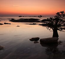 Nightcliff Sunset by Andrew Brooks