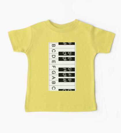 Keyboard Explained Baby Tee