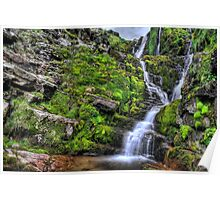 Swinnergill Waterfall Poster